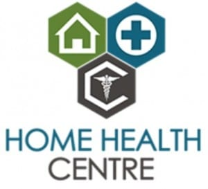 home health centre icon