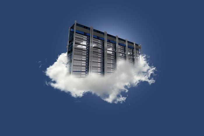 server, cloud