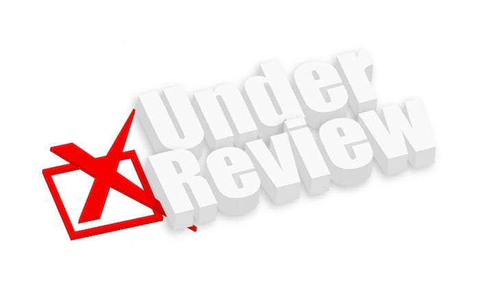 home health pre claim review check mark